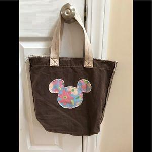 Authentic Disneyworld tote bag